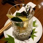 ワイン食堂 リコロソ - 自家製ピクルス