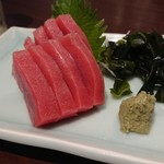 sashimi dining 魚浜 アンド バル - 中トロ