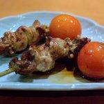 ばんから - 料理写真:希少部位・ちょうちん(168円税込)
