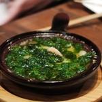 クラフトビアマーケット - 海老のガーリックオイル煮