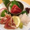 海鮮処 函館山 - 料理写真:お造りの盛り合わせ
