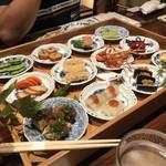 Hamanoki - 十二豆皿膳‼️‼️綺麗っしょ⁉️