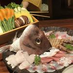 Hamanoki - 鯛のお頭つきよん❣️