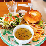 RESTAURANT&CAFE MOMA - 料理写真: