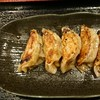 らーめん与七 - 料理写真:セットの餃子