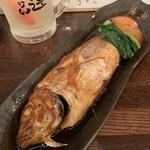 居魚屋 うおはん - いとより鯛の煮付け