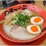 111107364 - 味付煮卵チャーシューメン 949円 こってりウマウマ変わらぬ味♪