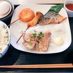 和食とお酒 架 - 欲張りMIX定食