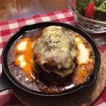 向日葵の食卓 - 料理写真:デミグラスソースとロールキャベツ