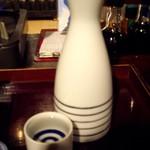 北海道料理 炉ばた - 熱燗