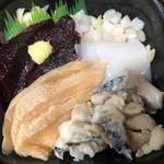 しーふーどん - 料理写真:日替海鮮丼