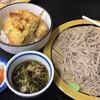 ホーチャン - 料理写真:天丼セット