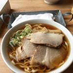 高長まるしげ - 料理写真:自家製手打ち麺