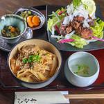 【週替わり】仙台味噌唐揚げ&豚丼
