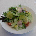 神椿 - サラダセット