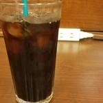 111118555 - アイスコーヒーR(270円)
