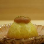 味ひろ - 無花果のふろふき