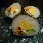 焼肉酒家 牛さくら - 【巻き寿司】(焼肉コース 4000円)