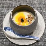 トーキョー シノワ 神子 - 冷製スープ