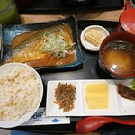 サバープラス - とろ鯖 味噌煮定食