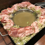 ねお 豊田 うりずん あぐー豚と旬菜うまいもん屋 -