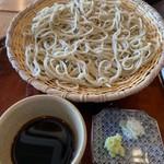 石碾蕎麦 おもだか - 料理写真: