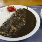 ぷらっと食堂 - 料理写真:ホッキカレー
