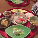 寿司割烹・新太郎 - 料理写真: