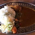 小野カレー - チキンカレー