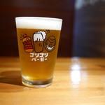 ゴリゴリバーガー タップルーム - クラフトビールも名物