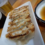 111130383 - 餃子と瓶ビール 2019/07/05