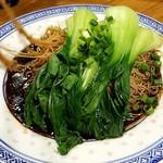 香港麺 新記 - 菜撈麺:800円