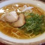 魚河岸ごはん - 料理写真:ラーメン ¥300