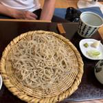 111133889 - ザル蕎麦¥940