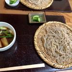 111133891 - 鴨南蛮ザル蕎麦¥1.140