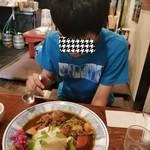 中華料理 八戒 - 子供でもギリギリイケる辛さ?