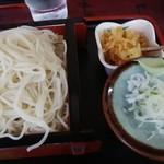 新政 - 料理写真:もり 650円