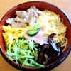 更科 - 料理写真:冷やしたぬきそば(780円)