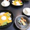 Sasanoyuki - 料理写真:生盛膾(左) こちらは自分で白和えにします