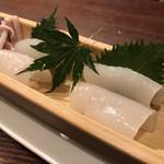 四季彩亭 穂ずみ - 赤イカ