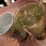 四季彩亭 穂ずみ - 酒場のレモンサワーと抹茶ハイ