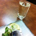 福の屋 - ポン酒は剣菱
