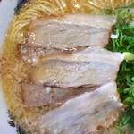 麺や 和楽 - 中華そば(並)
