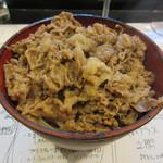 111145408 - 日本の食用牛の最高峰の牛肉を使用した牛丼
