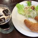 ラ・プルミエール - アイスコーヒー