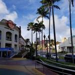 Hard Rock Cafe Guam - 外観。