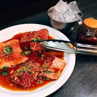 昔ながらのハルモニ(祖母)の味!宴会コース2,350円~