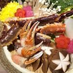海鮮と個室 川喜 -