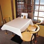 北蔵カフェ ひがの   - 2階