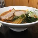 鬼がらし - 味噌中辛太麺870円
